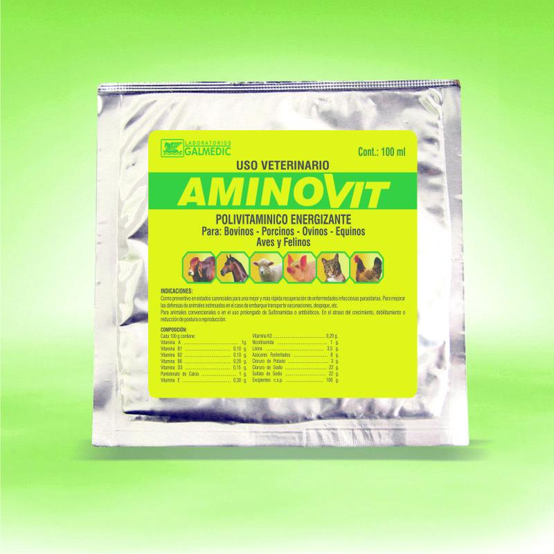 AMINOVIT (POLVO)