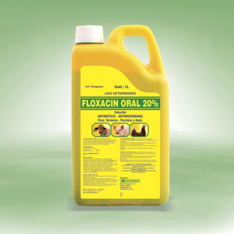 FLOXACIN ORAL 20%