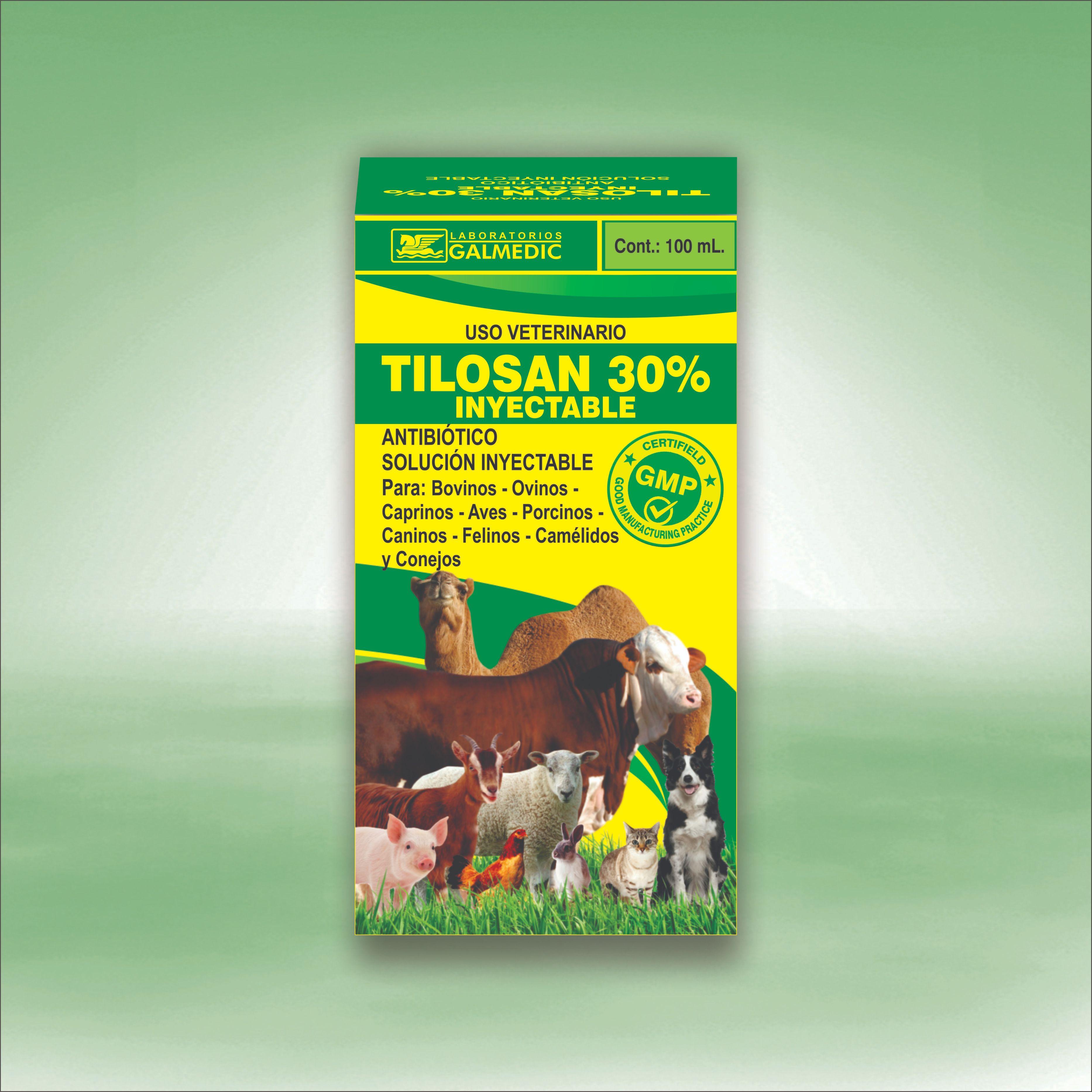 TILOSAN 30% INYECTABLE